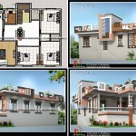 40 feet by 40 feet house plan and design