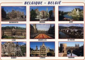This is Belgium