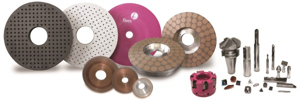 Fives in Cutting Tools | Abrasives