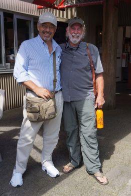 Jorge and Robert Dodd