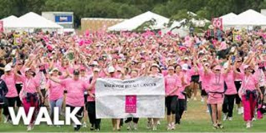 Avon 39 Walk to end Breast Cancer