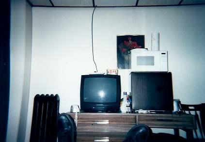Milner Hotel, Detroit, interior room