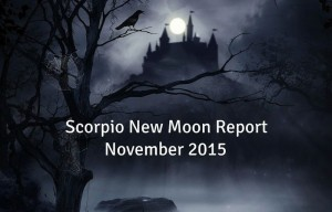Scorpio New Moon Report