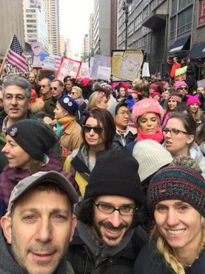 New York City Women's March - 2016