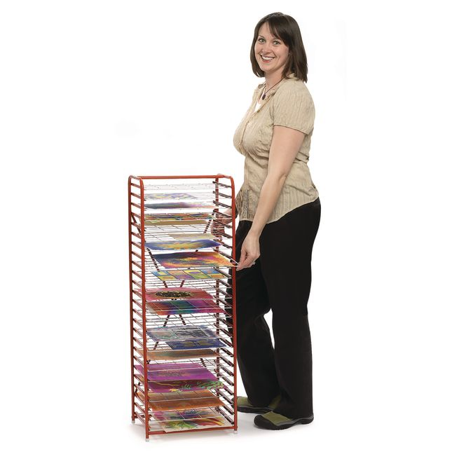 colorations deluxe space saver drying rack 1 rack
