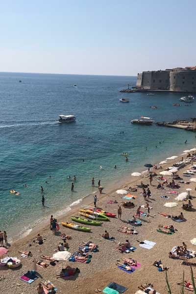 Dubrovnik activities