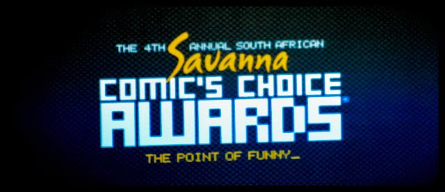 Savanna Comic Choice Awards