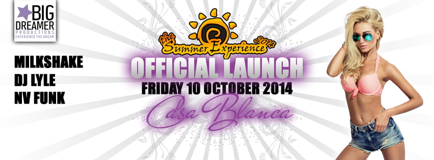 BIG DREAMER-SUMMER EXPERIENCE-LAUNCH PARTY 2014