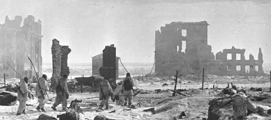 روسيا بعد الحرب