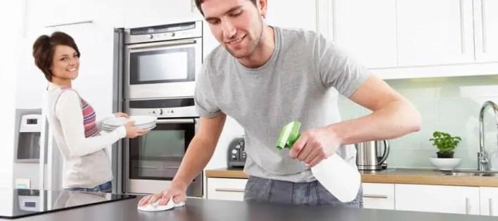 نظافة المطبخ