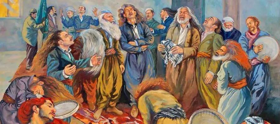 الفن الكردي