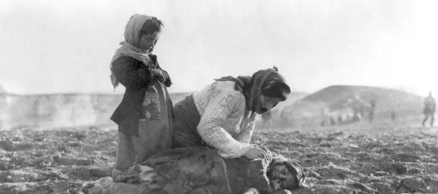 النساء والاطفال في الحروب