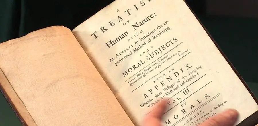 بحث في الطبيعة الإنسانية لديفيد هيوم