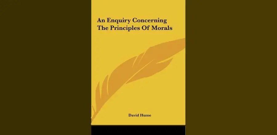 الفحص عن مبادىء الأخلاق ديفيد هيوم