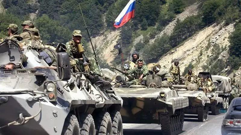 الحرب بين روسيا وامريكا