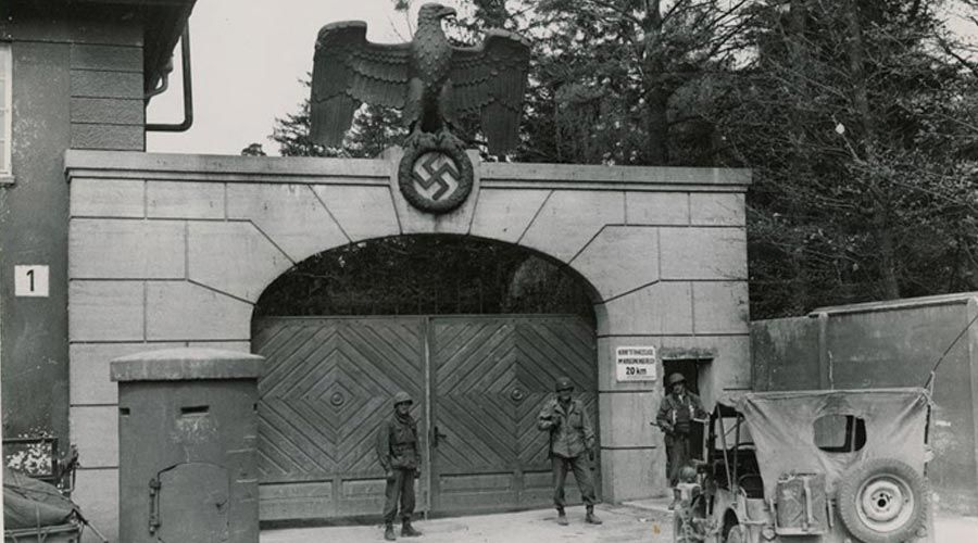 مخيم المانيا في الحرب العالمية