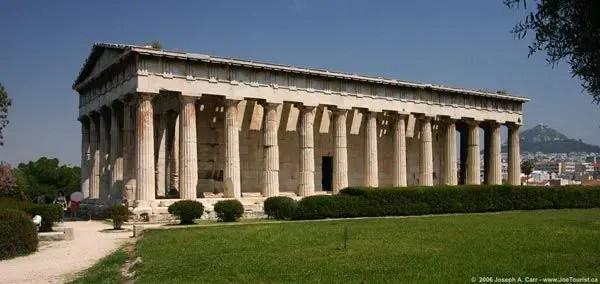 معبد هيفايستيون في أثينا