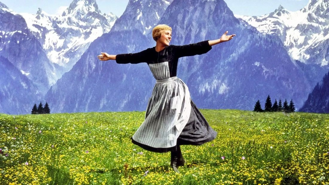 The Sound Of Music from 1965: