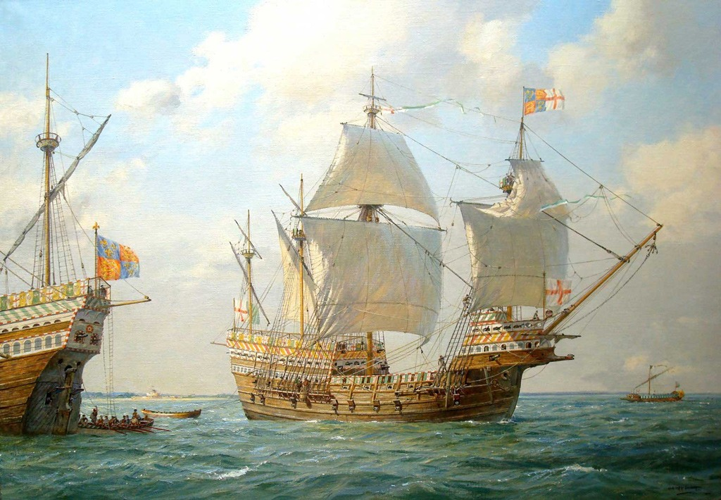 سفينة (ذا ماري روز).
