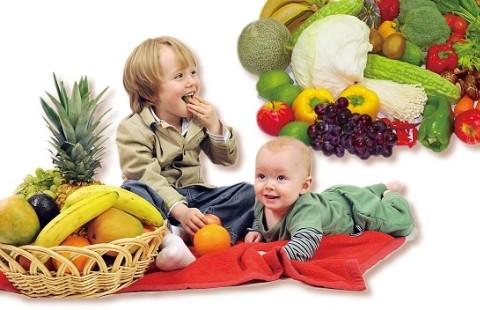 Membeli Makanan Anak yang Menyehatkan