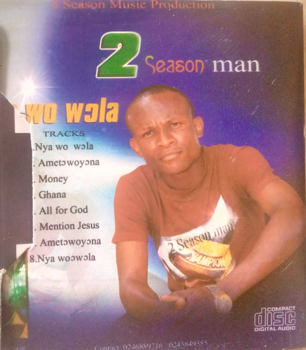 2Season Man - Nyawoworla  (Full Album)