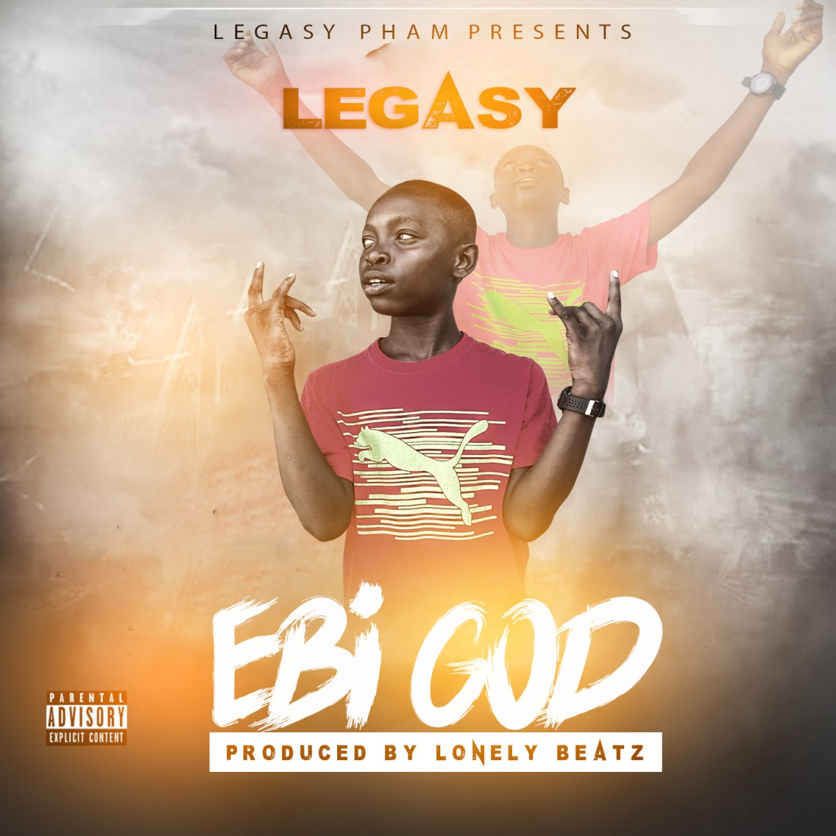 Legasy - Ebi God (Prod By Lonely Beatz)