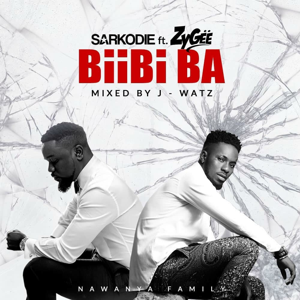 Sarkodie ft Zygee -Biibi Ba (Mixed by Jay Watz)