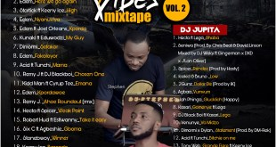 DJ Stephen ft DJ Jupita - Positive Vibez Mix(Vol 2)(Hosted by D.Klass GH)