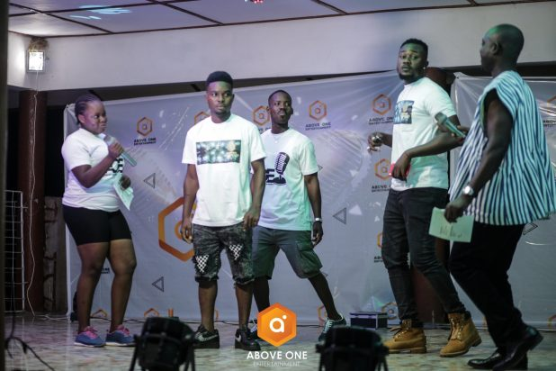 Above One Entertainment officially launched