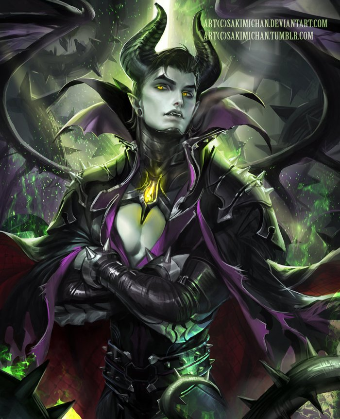 Picture of Malificent