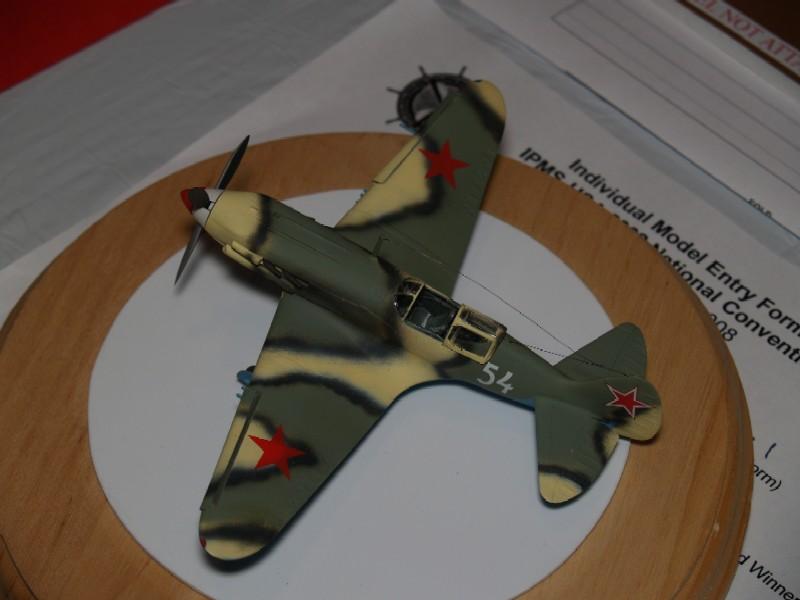 2008 IPMS Nationals (Part 3) 72nd scale aircraft (5/5)