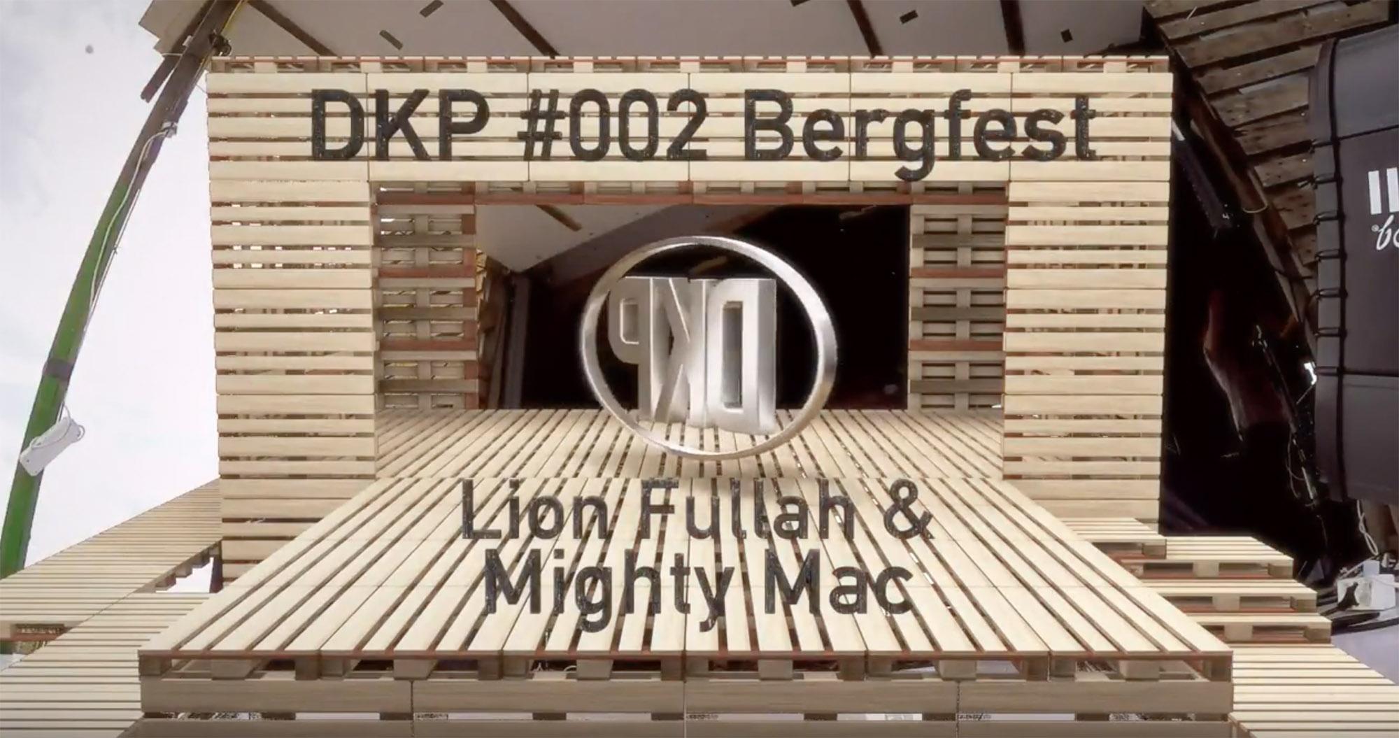 lion fullah & Mighty Mac