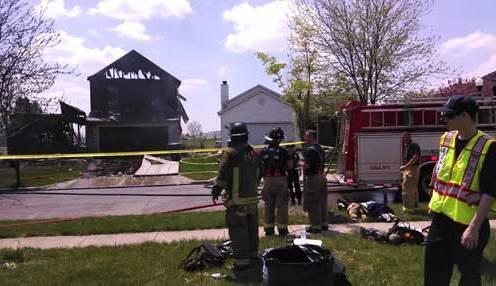 House Fire Rebuild