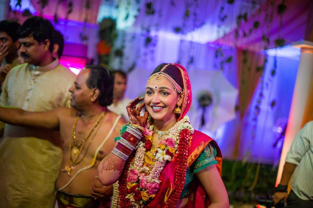 Esha Deol Mumbai Iskcon Wedding