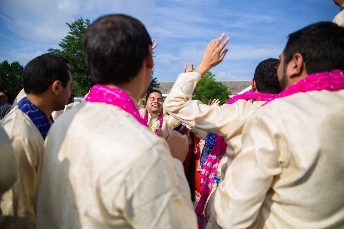 Indian wedding photographer Orlando