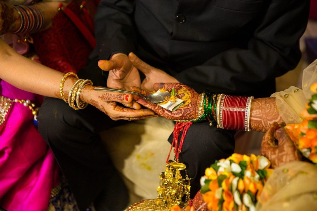 Delhi candid wedding photographer