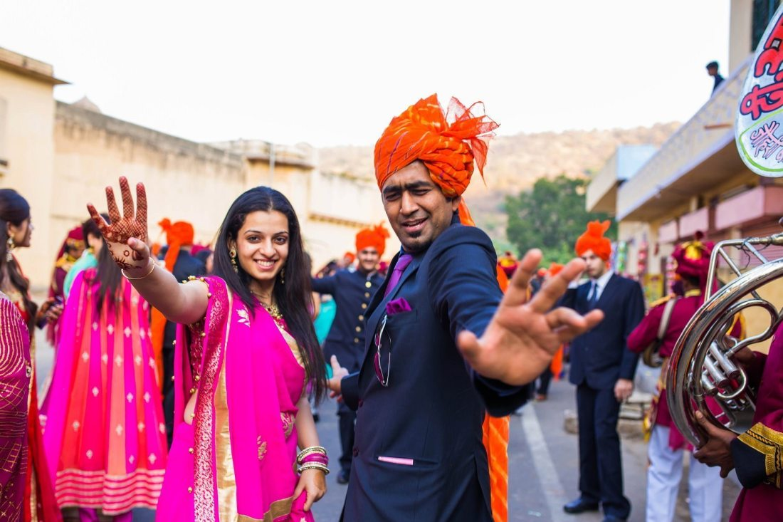 Wedding in Pink City Jaipur