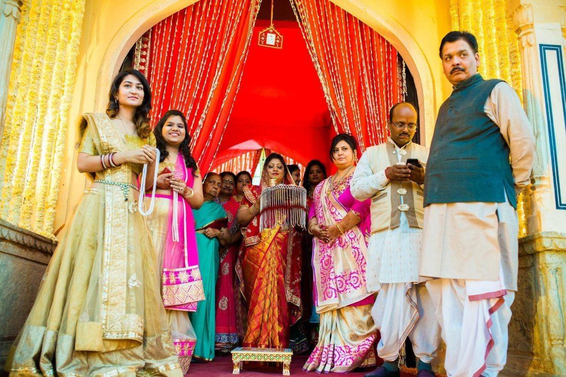 Best Marwadi Destination Wedding Raj Bagh Palace Jaipur