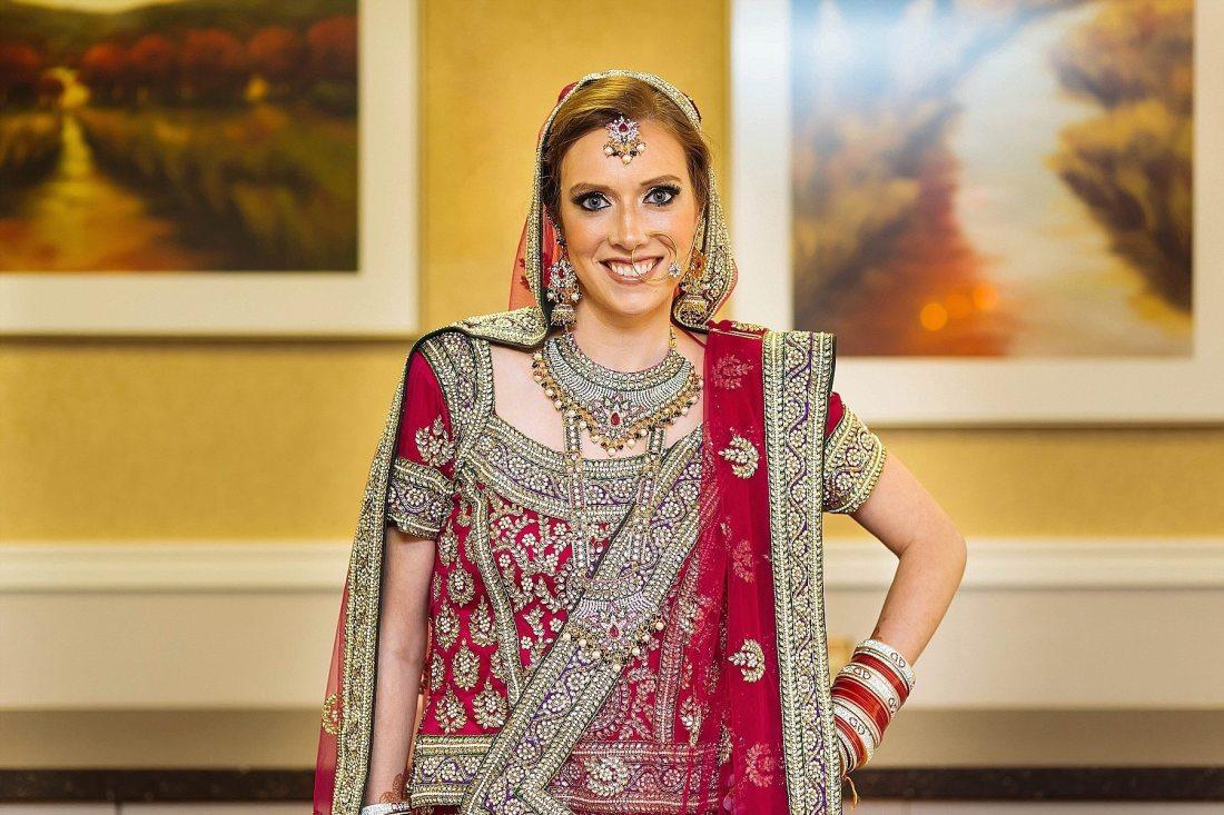 Hindu Christian Wedding Michigan