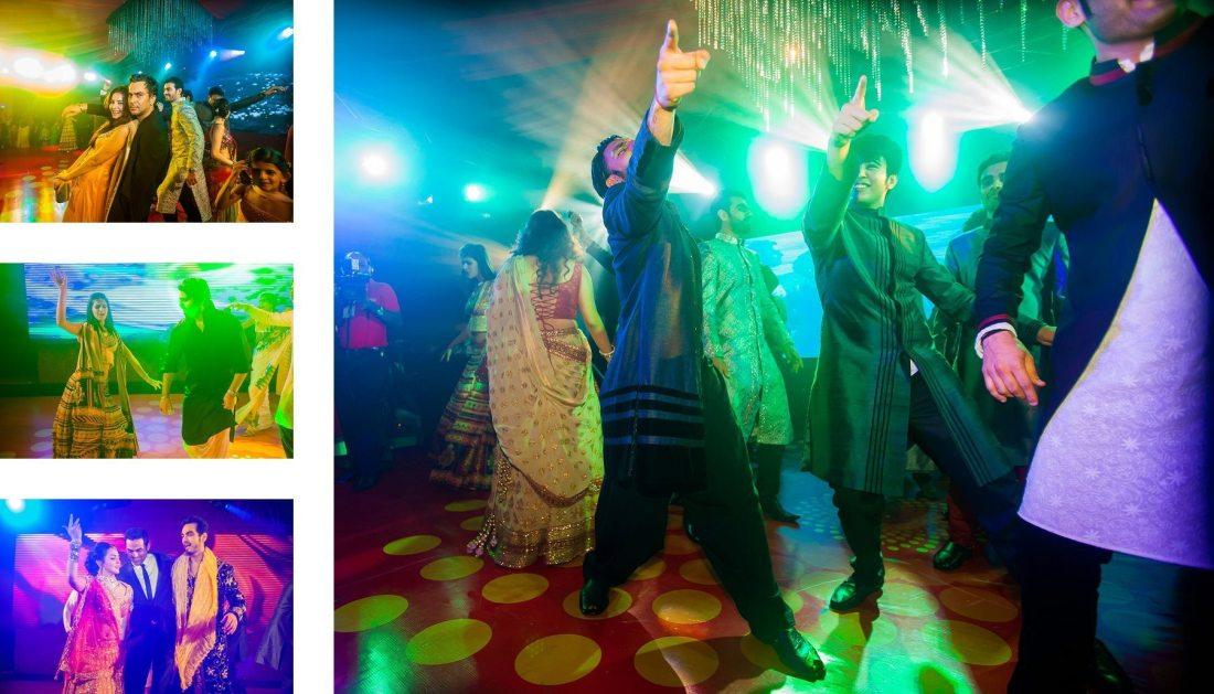 Esha Deol Bharat Takhtani Sangeet Bollywood Party