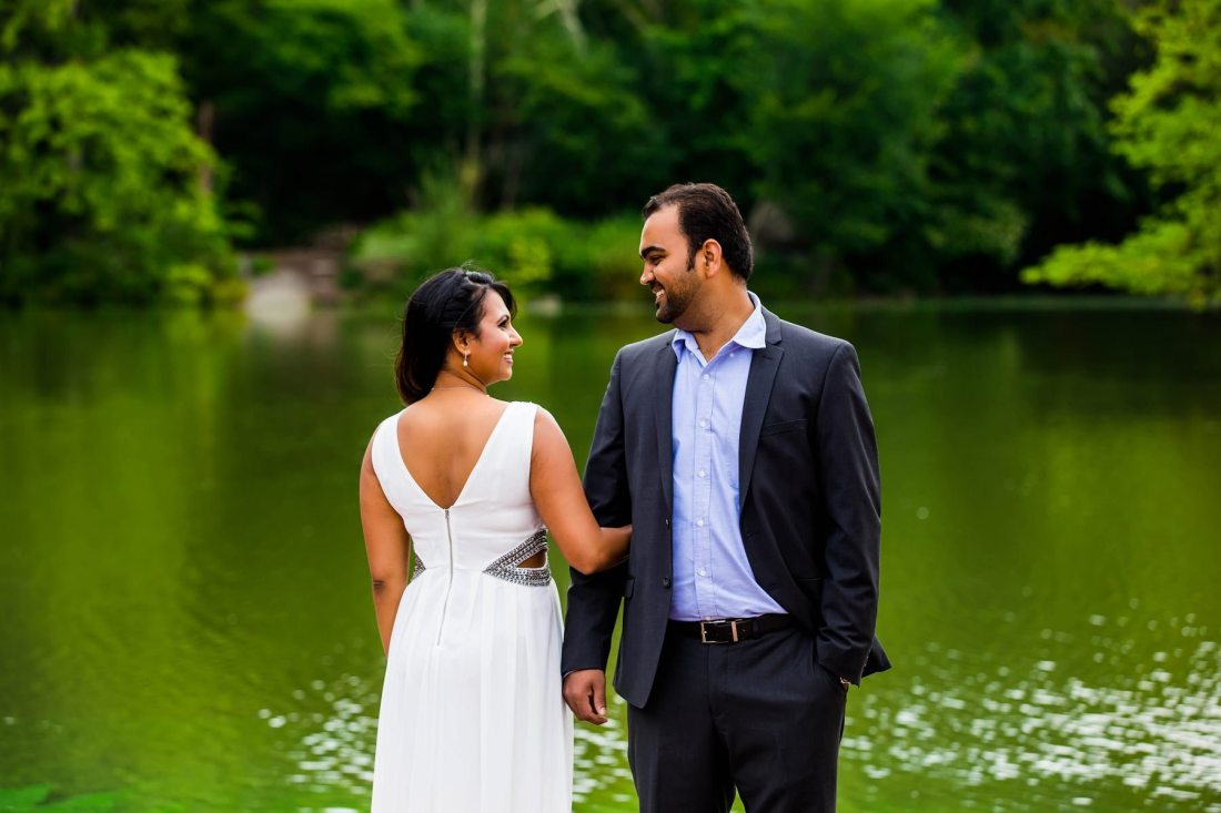 New York Indian Engagement Photography