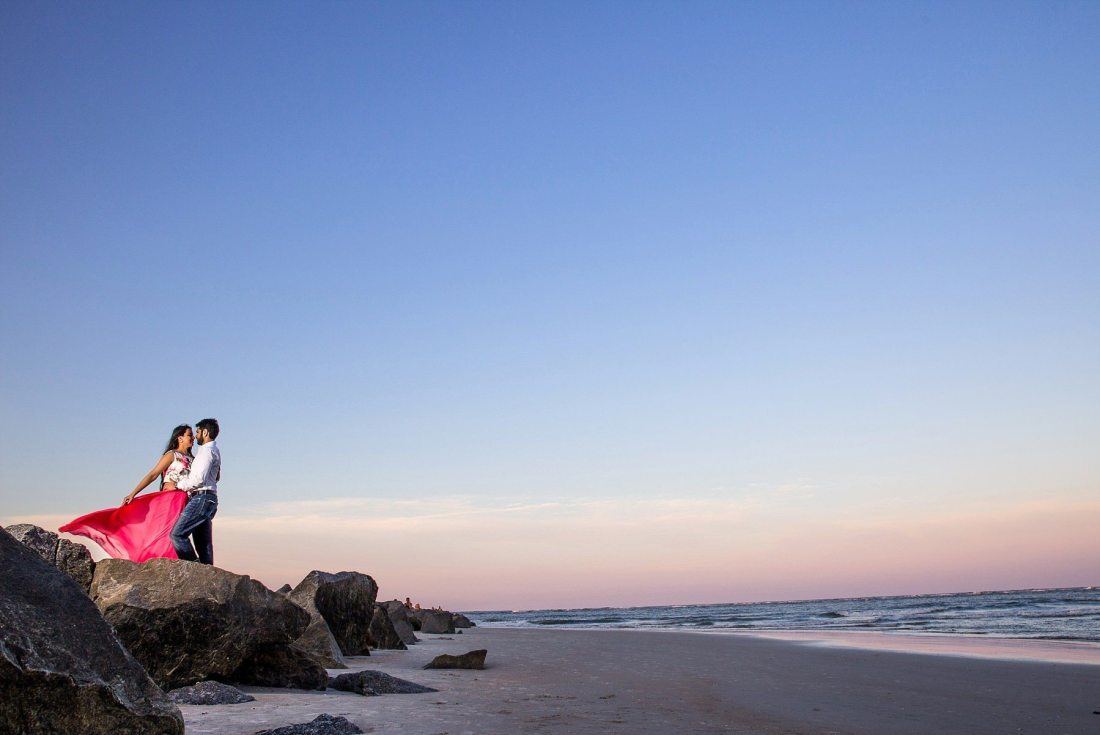 Styled beach shoot Jacksonville Florida