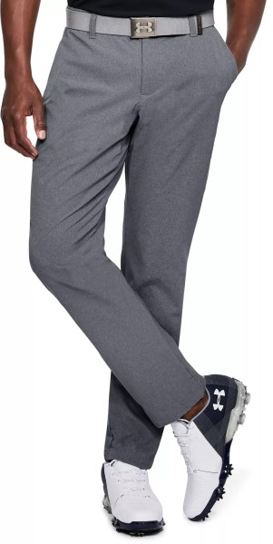 Golf Pants For Men   Golf Galaxy Under Armour Men s Showdown Taper Vented Golf Pants