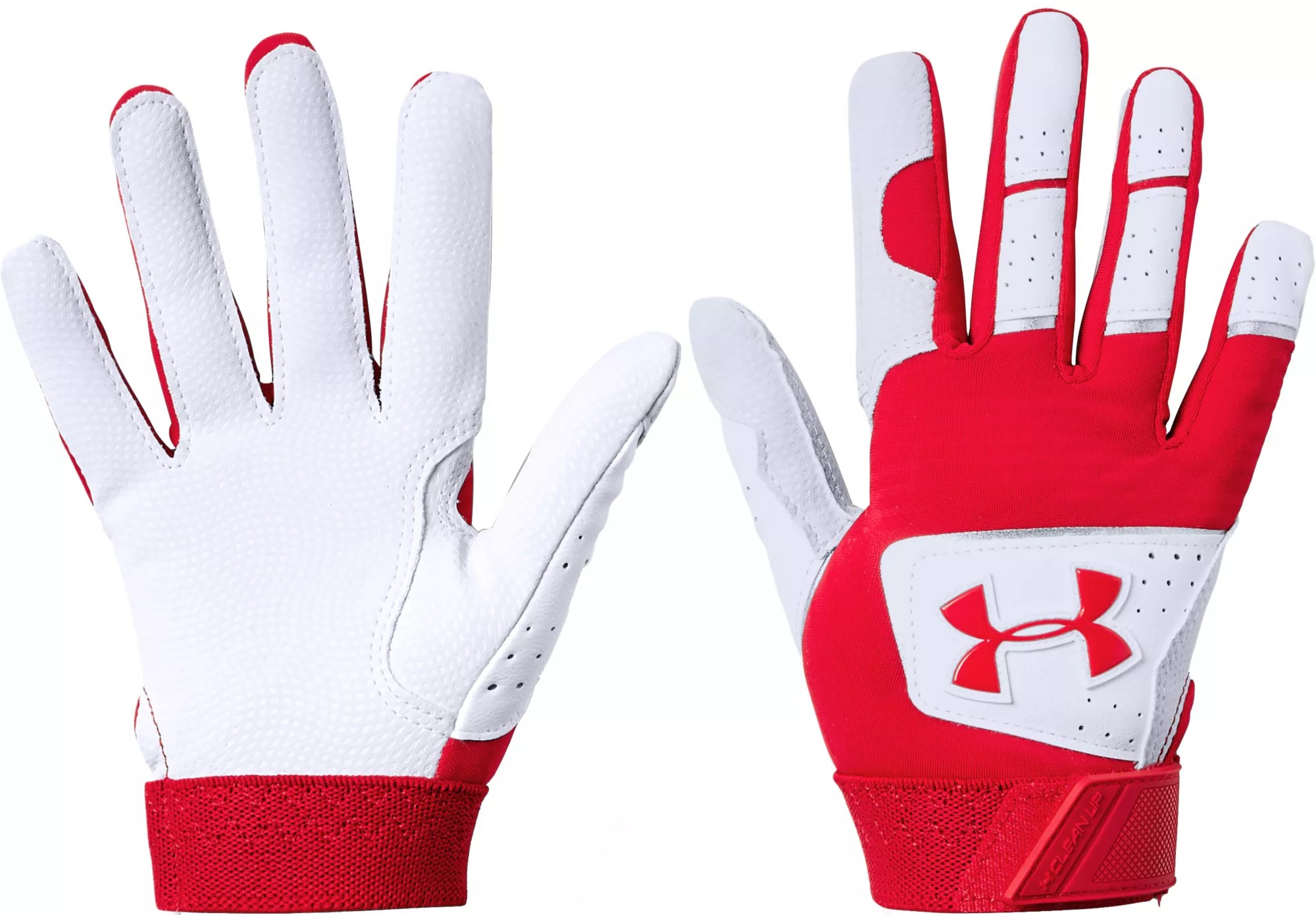 Under Armour Youth Clean Iv Batting Gloves