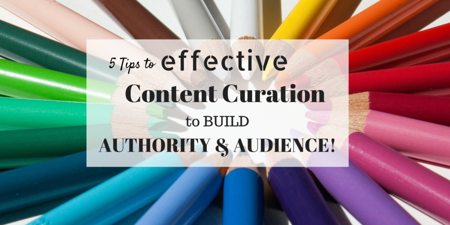 effective content curation