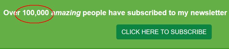 misleading subscribers