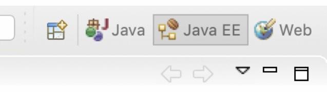 JavaEEの画面