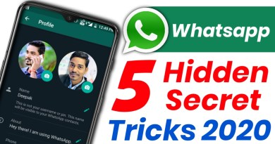 5 new whatsapp tricks,whatsapp new trick 2020,whatsapp secret tricks,whatsapp new secret trick,whatsapp latest features,new whatsapp feature,whatsapp hidden tricks,secret whatsapp tricks,whatsapp hidden features,whatsapp hidden features in hindi,whatsapp tricks,whatsapp tips and tricks,hidden whatsapp features,whatsapp secret tricks,new whatsapp tricks,whatsapp tricks 2020,whatsapp status tricks,whatsapp dark mode,whatsapp secret chat,cool whatsapp tricks,WhatsApp Delete for all,Whatsapp Delete For Everyone No Time Limit