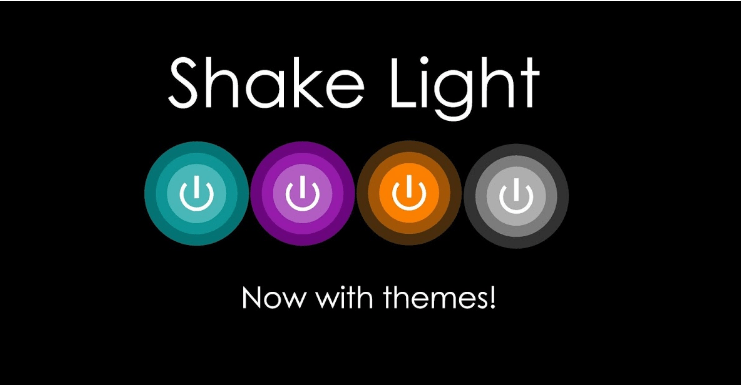 Shake Light - Bright Torch (No ads) Android App