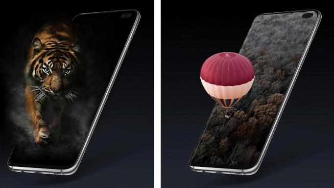 Wallpapers, Backgrounds & Lockscreen - 3D Effect